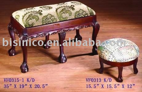 antiguos living room otomanade madera maciza buy product on alibabacom