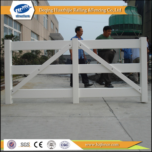2017 hot new designs Plastic farm gates for sale