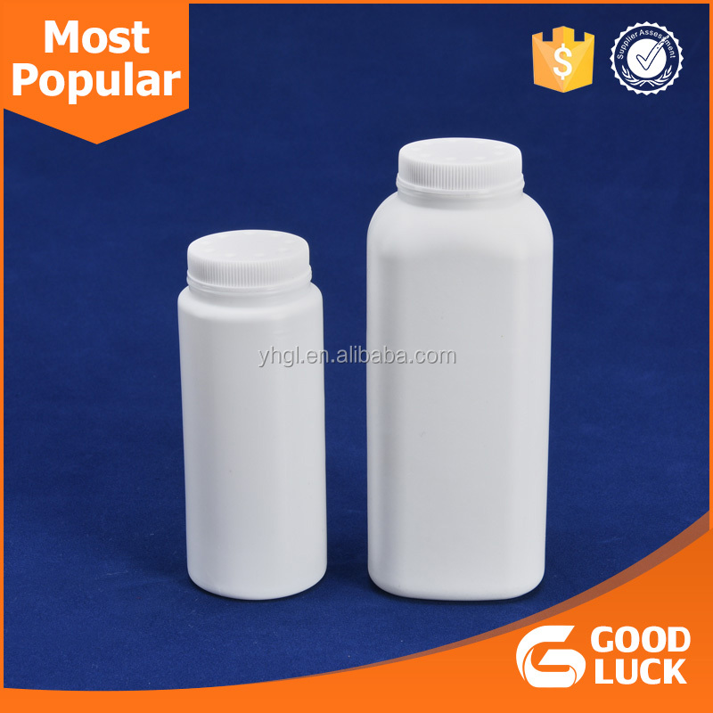 Pharmaceutical Industrial Use and Plastic Material empty plastic bottles