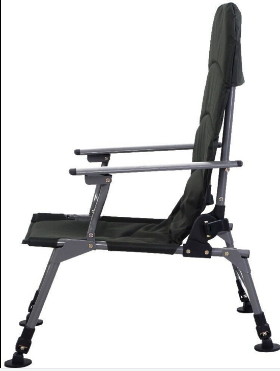 Outdoor Chair With Adjustable Legs