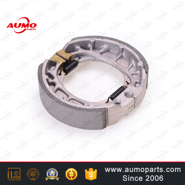 High Quality Non-asbestos Motorcycle Brake Shoes For 1pe40qmb Names Of  Motorcycle Parts - Buy Motorcycle Brake Shoes,Non-asbestos Motorcycle Brake