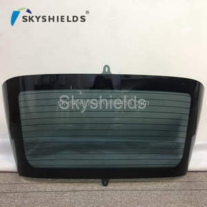 polycarbonate customized car front windshield