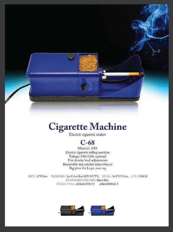 Automatic Cigarette filling Maker