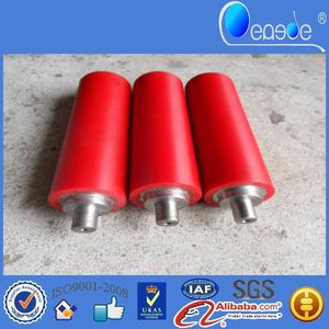 1600MM Long PU Rubber Printing Roller With SHAFT 30/22MM