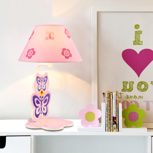 Healthy Protect Eyes Girl Bed Lamp