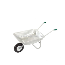Heavy duty used china strong powered wheelbarrow for sale