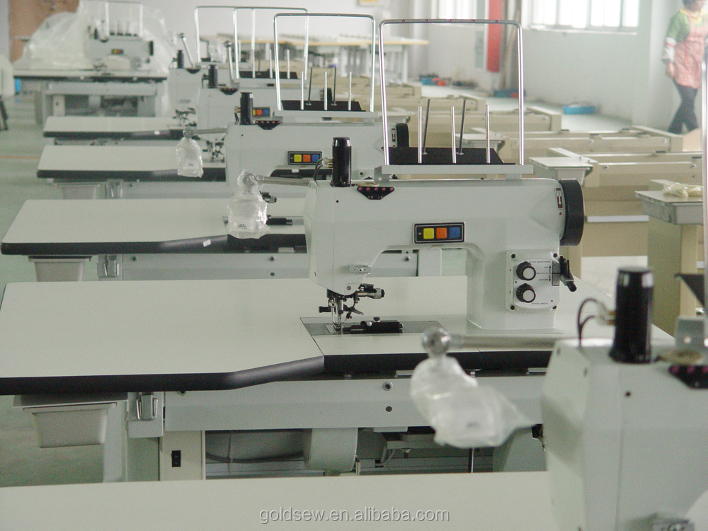 Jk-781 Hand Stitch Machine For Garment Industry / Decorative ...