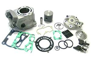 2004 Yamaha YZ125 Big Bore Cylinder Kit (144cc) - 4.00mm Oversize to 58.00mm, 14:1 Compression, Manufacturer: Athena, COMP CYL KT BIGBORE YZ/YZ125LC
