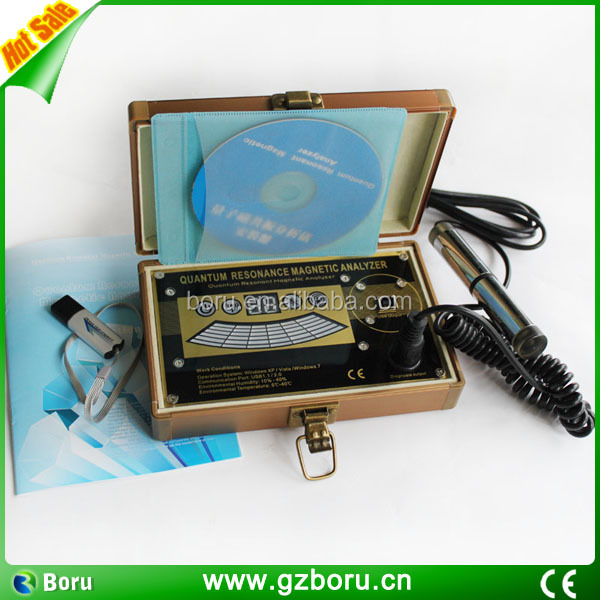 Spanish 41 reports original quantum magnetic resonance body Analyzer