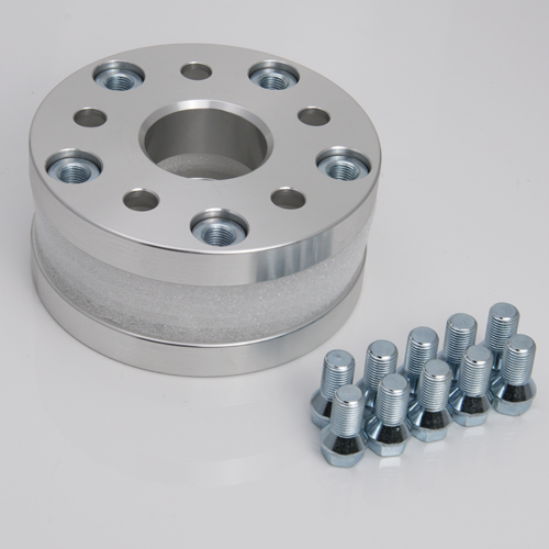 Hub Centric Forged Wheel Spacers 5X100 to 5X112 CB 57.1 for AUDI