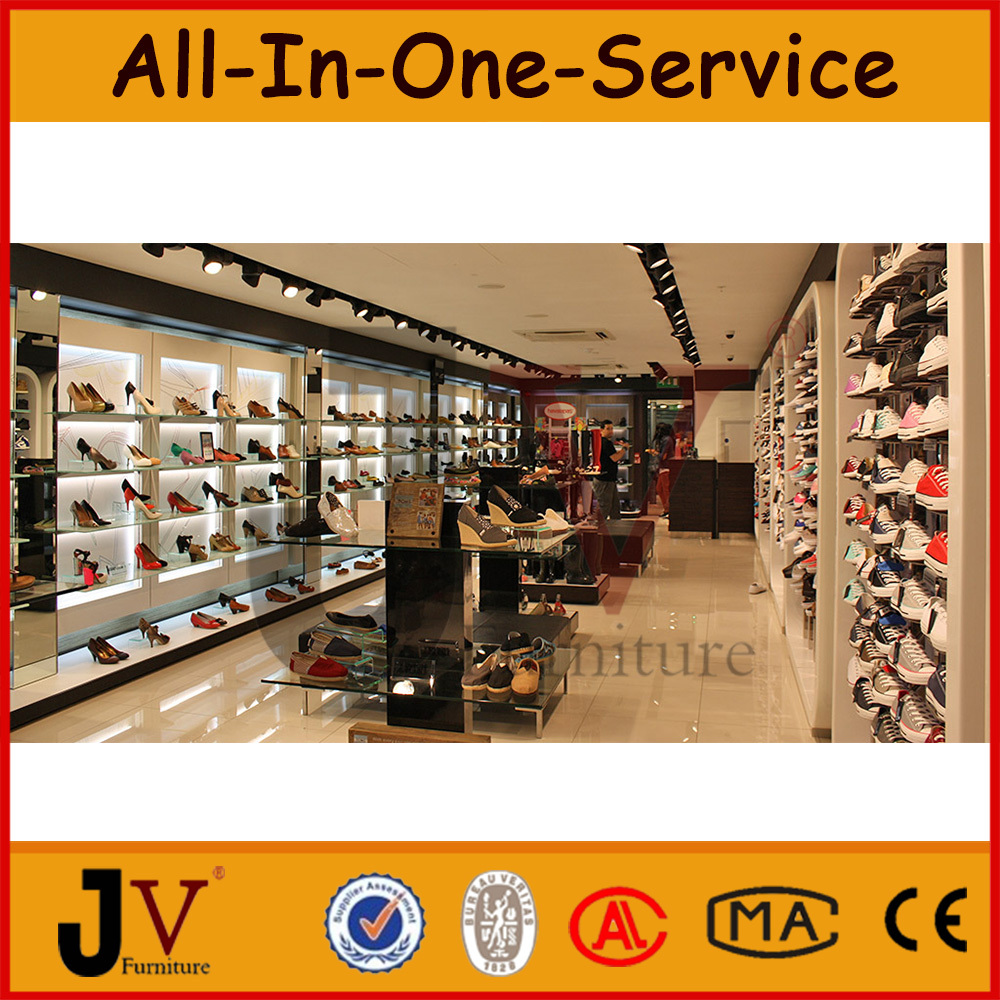 Factory Direct Shoe Store Furniture For Shoes Showroom