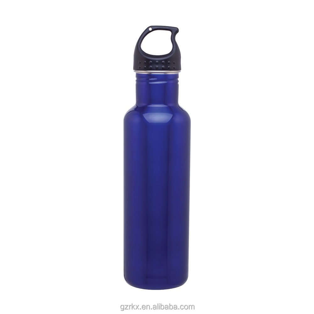 17 oz Eco-Friendly Wide Mouth 500 mL Stainless Steel Water Bottle,BPA Free Vacuum Insulated sport bottle