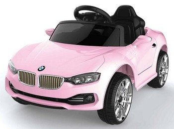 Lovely Pink Color S Ride On Electric Cars Kids Driving Car For