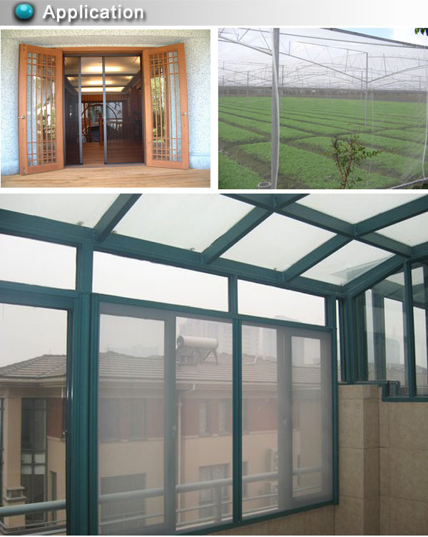 Fiberglass Pest Control Window Screen /colored Window Screen Netting/portable  Window Screens(ISO
