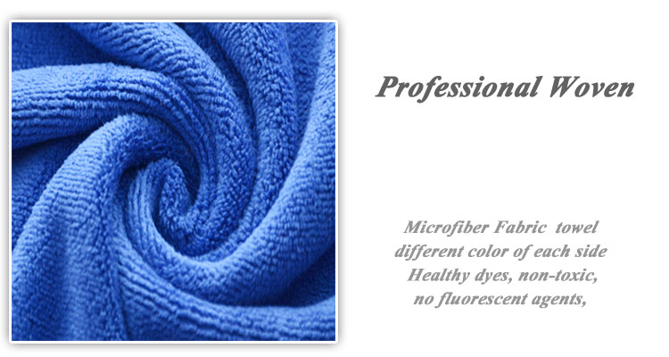 China product promotion 300 gsm small microfiber cleaning towel