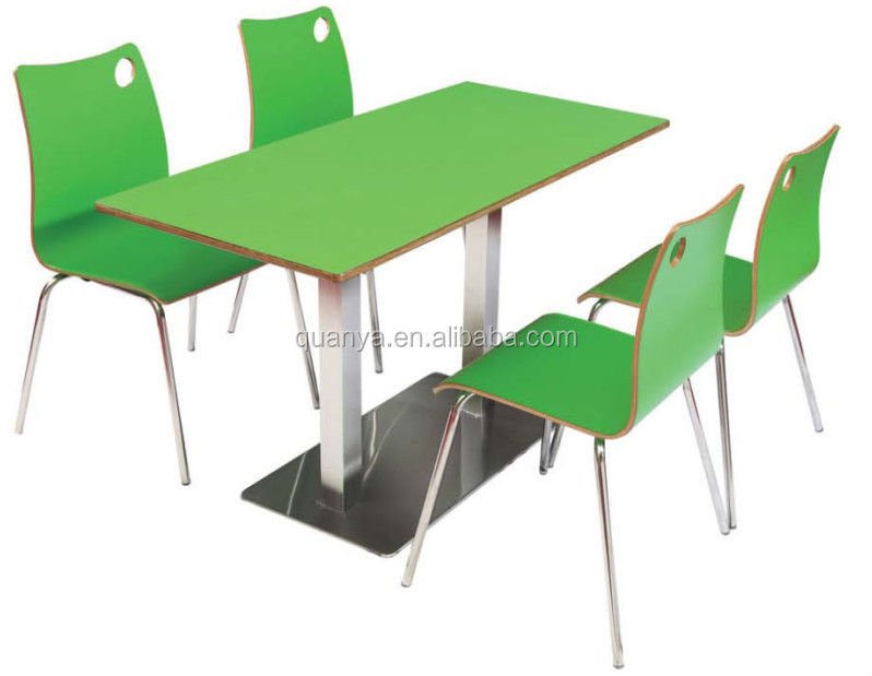 pas cher aire de restauration table et chaise/fast food restaurant ... - Chaise Et Table Restaurant Pas Cher