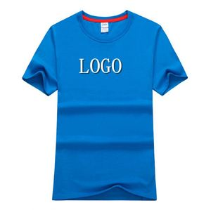 New Latest Ring Spun Casual 100Gsm Mens Summer T Shirts Brand Names
