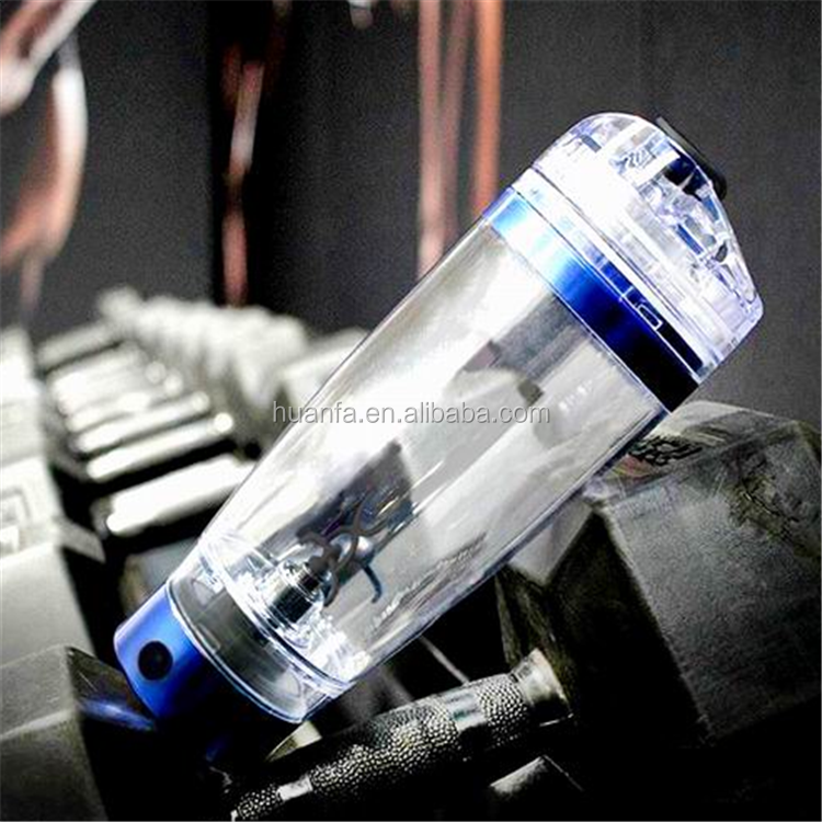New products Of 2016 Creative Vortex Mixer Protein 600ml /20oz Automatic Stirring shaker Smart water bottle with storage