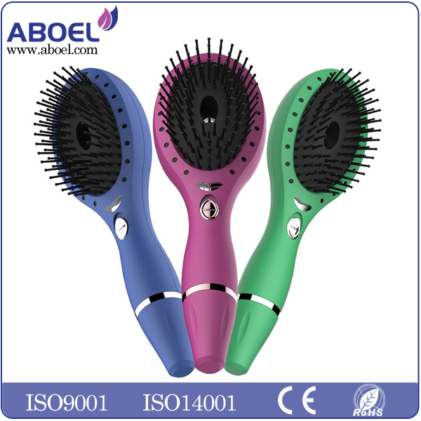 Shenzhen Aboel Professional USB Charging Magic Hair Brush