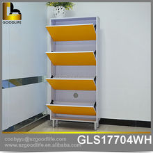 Chinese Experienced Manufacturer Wooden Outdoor Shoe Rack Storage Cabi.