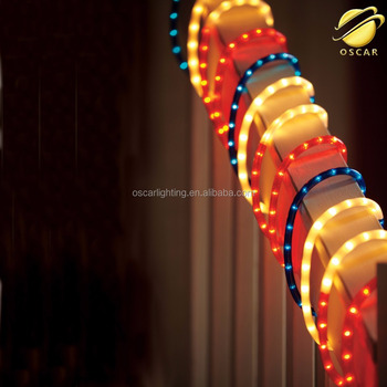 Rbw Led Rope Light Outdoor Waterproof