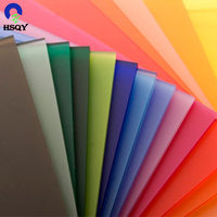 Two-Sided Frosted Plexiglass Acrylic Sheet/PMMA sheet