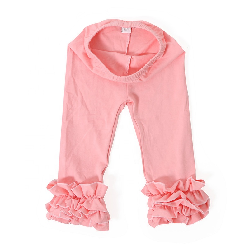 Wholesale baby clothes boutique icing pants baby kids legging