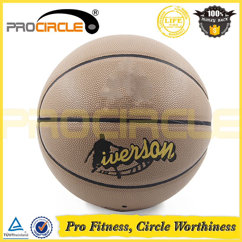 High-quality Soft Touch Custom Basketball Ball