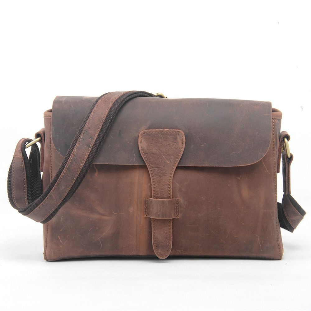 37e52b930a2d Vintage Mens Bags Leather- Fenix Toulouse Handball