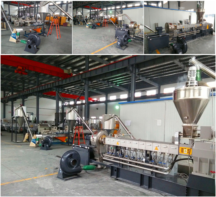 Haisi plastic sheet machine/stone paper production line for sale