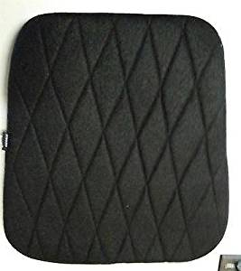 Motorcycle Front Driver Seat Gel Pad for Yamaha XT350 XT225 & TW200 dual Purpose
