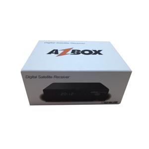 Receptor azbox bravissimo twin tuner hd com internet wi fi