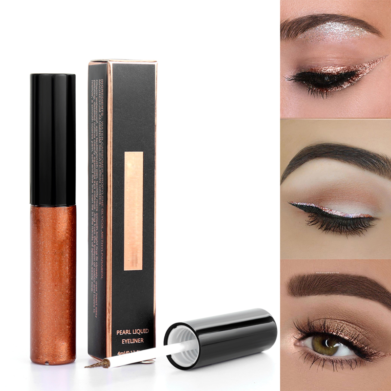 Beauty Essentials 1 Pcs Charming Cat Eye Winged Eyeliner Sexy Eye Cosmetic Seal Stamp Wing Double Head Waterproof Eyeliner Pen Tool To Assure Years Of Trouble-Free Service