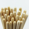 single or double pointed plastic bottle packed custom toothpick boxes with 100% bamboo