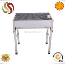 2017 hot new products Portable Family stainless steel BBQ Charcoal Grill Barbecue Outdoor Party Grill direct from china factory