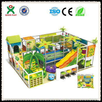 2014 cheap inside playground kids interior playground baby for Cheap indoor play areas