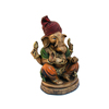 Large Hand Painted Resin Hindu God Statue