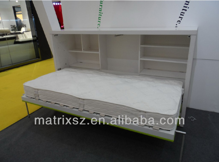 paroi horizontale lit avec table haute brillance lit paroi horizontale lits buy product on. Black Bedroom Furniture Sets. Home Design Ideas