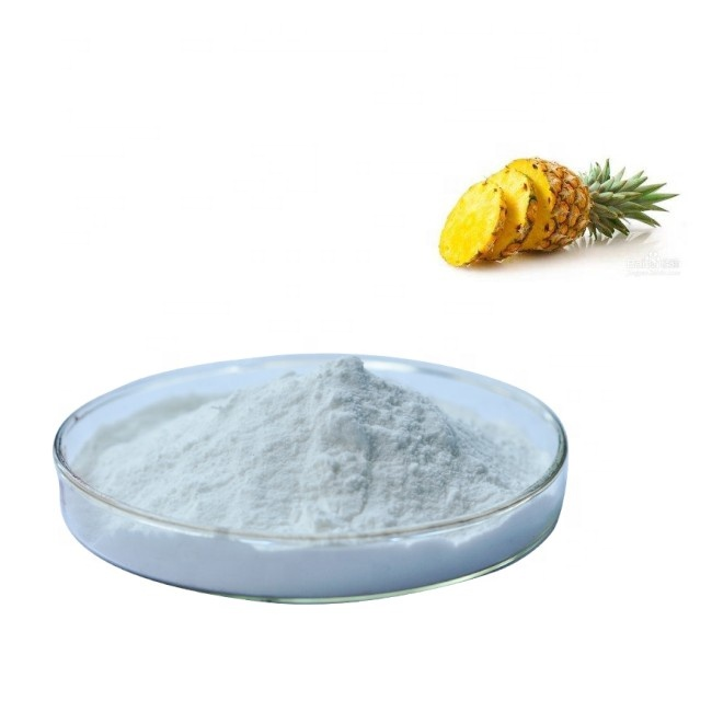 hot sale natural  anti - cancer pineapple bromelain