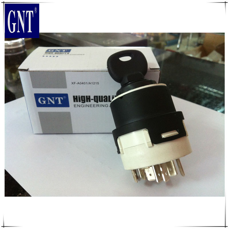GNT brand good quality JCB ignition switch for excavator