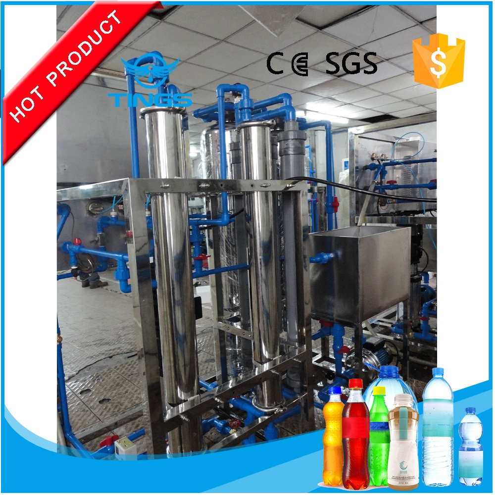 Good quality Jiangmen Tings XGF16-16-6 drinking water plant/equipment/filler