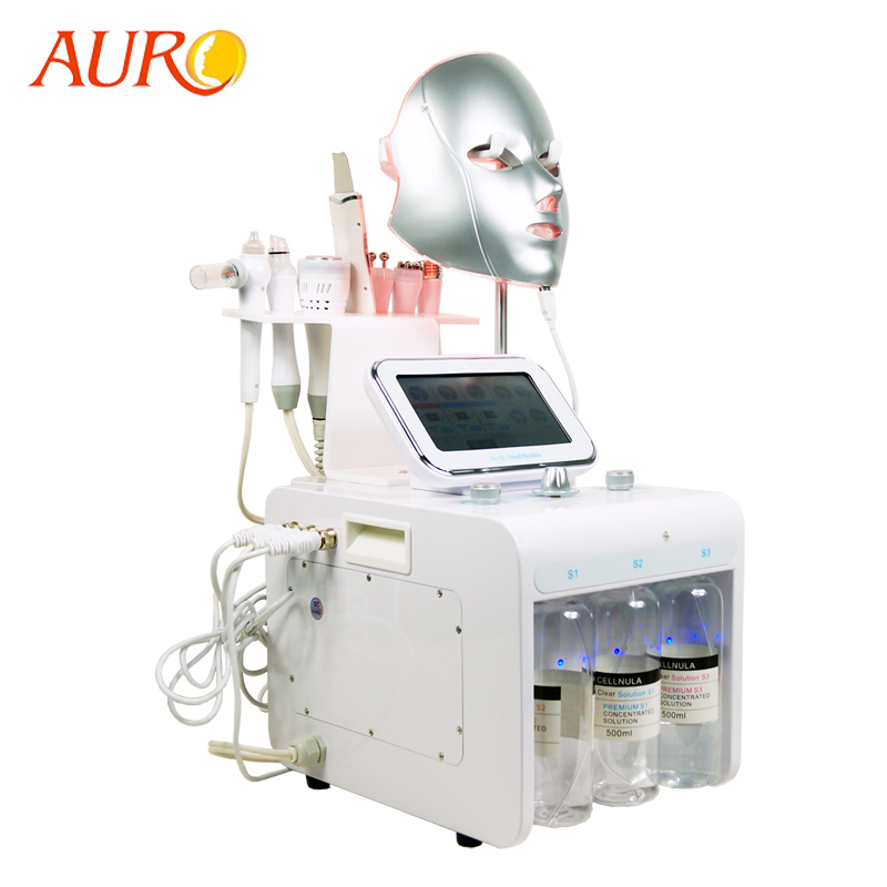 Au-S545 Professional 4 in 1 Tattoo Laser OPT SHR RF IPL Hair Removal Machine With CE