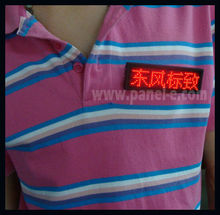 "LANPAI 1.5""X4"" Factory price Programmable led t-shirt message display"