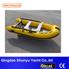 CE 11ft yellow inflatable fishing boat for sale philippines