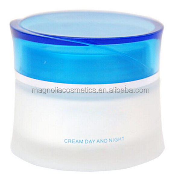 OEM Skin care day and night whitening face cream