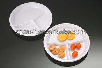 3 ision plastic plates for hotel/restaurant/party & 3 Division Plastic Plates For Hotel/restaurant/party - Buy Plastic ...