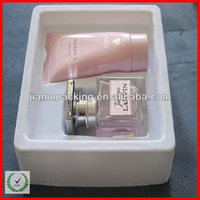 2013 hot popular disposable PET blister tary packaging for cosmetic