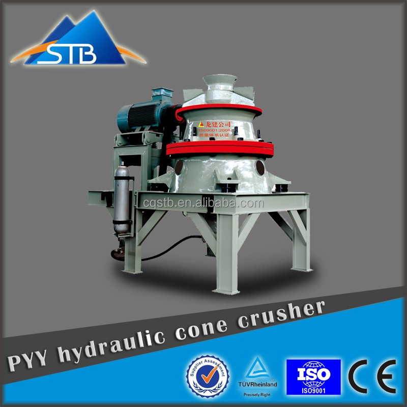 PYY Long Service Life And Wide Application Spring Cone Crusher