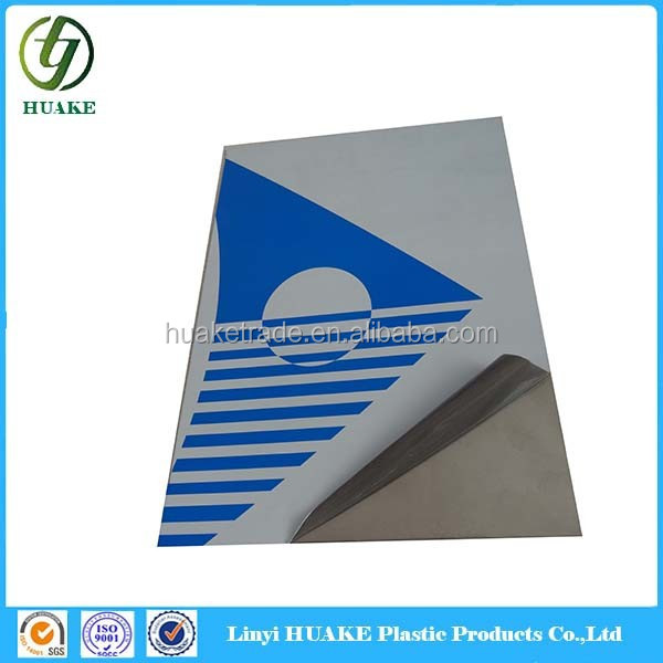 Non residue Envorimental Surface Protective Tape For Color Steel, Color Steel Protective Film
