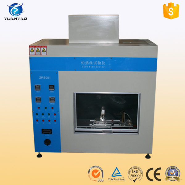 The oprational safety Temperature chamber Glow Wire Tester